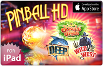 The Pinball for iPad